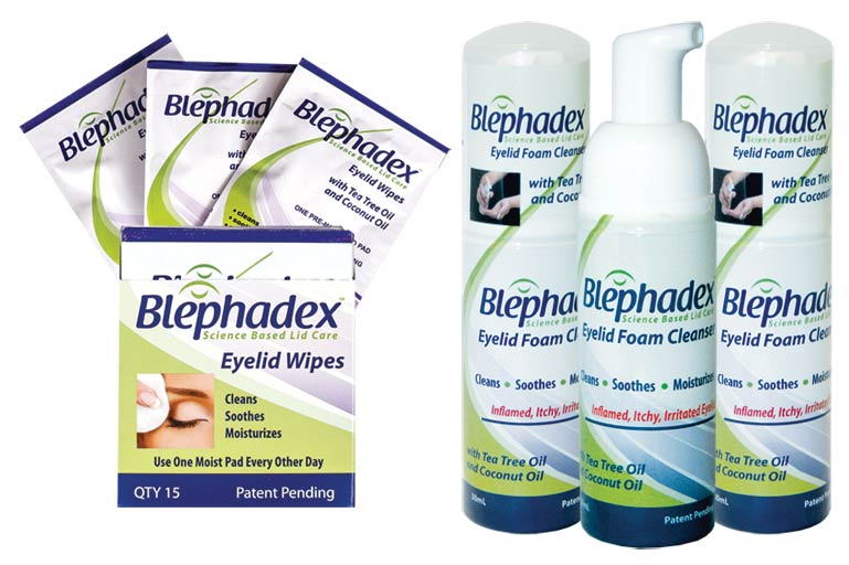 blephadex home